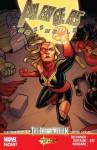 Avengers Assemble #17 - Kelly Sue DeConnick, Matteo Buffagni, Pepe Larraz, Nolan Woodard, Joe Quinones