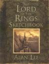The Lord of the Rings Sketchbook - Alan Lee