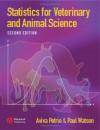 Statistics for Veterinary and Animal Science [With CDROM] - Aviva Petrie, Paul Watson