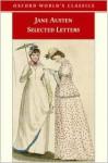 Selected Letters - Vivien Jones, Jane Austen