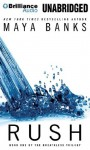 Rush (The Breathless Trilogy) - Maya Banks, Adam Paul