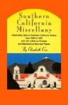 Southern California Miscellany - Elizabeth Cox