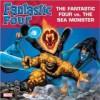 The Fantastic Four vs. The Sea Monster - Brent Sudduth, Mangaworx