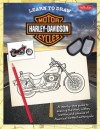 How to Draw Harley-Davidson Motorcycles: A step-by-step guide to drawing the steel, rubber, leather, and chrome of America's hottest motorcycle - Jickie Torres, Thomas LaPadula