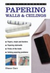 Do-It-Yourself: Papering Walls & Ceiling - Diane Carr