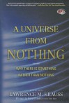 A Universe from Nothing: Why There Is Something Rather Than Nothing - Lawrence M. Krauss, Simon Vance