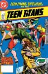 Teen Titans Spotlight #21 - Sharman DiVono, Mark Evanier, Dan Spiegle
