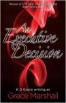 An Executive Decision - Grace Marshall