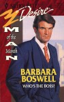 Who's the Boss? - Barbara Boswell