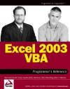 Excel 2003 VBA Programmer's Reference - Paul T. Kimmel, Stephen Bullen, John Green