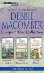 Debbie Macomber Cedar Cove Collection 1: 16 Lighthouse Road, 204 Rosewood Lane, 311 Pelican Court - Debbie Macomber, Sandra Burr