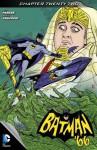 Batman '66 #22 - Jeff Parker, Ruben Procopio
