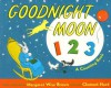 Goodnight Moon 123 Board Book: A Counting Book (Board Book) - Margaret Wise Brown, Margaret Wise Brown