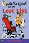 Nate The Great And The Lost List - Marjorie Weinman Sharmat, Marc Simont