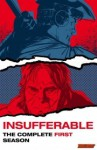 Insufferable: The Complete First Season (Insufferable, #1) - Peter Krause, Mark Waid