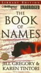 The Book of Names (Audio) - Jill Gregory, Christopher Graybill