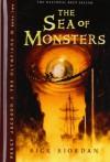 The Sea Of Monsters (Percy Jackson & The Olympians) - Rick Riordan
