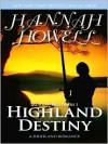 Highland Destiny - Hannah Howell