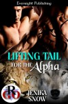Lifting Tail for the Alpha (Romance on the Go) - Jenika Snow