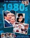 I Can Remember the 1980s. Sally Hewitt - Hewitt, Sally Hewitt