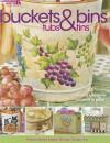 Buckets & Bins Tubs & Tins [With Pattern(s)] - Kooler Design Studio