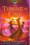 Throne of Fire - Rick Riordan