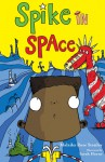 Spike and Ali Enson in Space. by Malaika Rose Stanley - Malaika Rose Stanley
