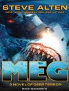 Meg: A Novel of Deep Terror with Meg: Origins - Steve Alten, Sean Runnette