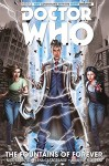DOCTOR WHO: THE TENTH DOCTOR VOL. 3: THE FOUNTAINS OF FOREVER - Arianna Florean, Elena Casagrande, Nick Abadzis
