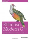 Effective Modern C++: 42 Specific Ways to Improve Your Use of C++11 and C++14 - Scott Meyers