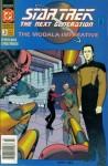 Star Trek The Next Generation - The Modala Imperative #3 : Prior Claim (DC Comic Book 1991) - Peter David, Pablo Marcos