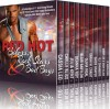 Red Hot Bikers, Rock Stars and Bad Boys - Cassia Leo, Chelle Bliss, Julia Kent, Deanna Roy, Blair Babylon, Olivia Rigal, Sarah M. Cradit, Shari Slade, JC Andrijeski, Daizie Draper, V.J. Chambers, Amber Lin