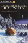 The First Men In The Moon (SF Masterworks, #38) - H.G. Wells