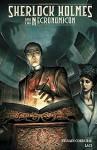 Sherlock Holmes and the Necronomicon - Laci Paige, Sylvain Cordurié