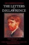 The Letters of D. H. Lawrence (The Cambridge Edition of the Letters of D. H. Lawrence) (Volume 6) - D. H. Lawrence, James T. Boulton, Margaret H. Boulton, Gerald M. Lacy
