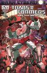 Transformers: More Than Meets the Eye (2011-) #24: Dark Cybertron Part 4 (Transformers: More Than Meets the Eye Ongoing) - James Roberts, John Barber, Casey Coller, Antonio Rojo, James Raiz, Nick Roche, Livio Ramondelli, Robert Gill