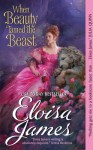 When Beauty Tamed the Beast - Eloisa James