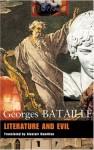 Literature and Evil - Georges Bataille, Alastair Hamilton
