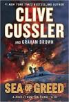 Sea of Greed - Clive Cussler, Graham Brown