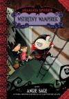 Wstrętny wampirek - Angie Sage