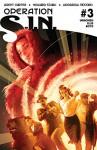 Operation: S.I.N. #3 (of 5) - Kathryn Immonen, Rich Ellis, Michael Komarck