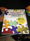 The Basic Practice of Statistics, 5th Edition - David S. Moore