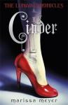The Lunar Chronicles: Cinder: 1 by Meyer, Marissa (2012) Paperback - Marissa Meyer
