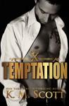 Temptation (Club X Book 1) - K.M. Scott