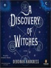 A Discovery of Witches (MP3 Book) - Deborah Harkness, Jennifer Ikeda