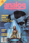 Analog Science Fiction and Fact, 1986 June (Volume CVI No. 6) - Stanley Schmidt