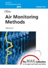 The Mak-Collection for Occupational Health and Safety: Part III: Air Monitoring Methods, Volume 9 - Antonius Kettrup, Harun Parlar, Helmut Greim