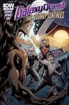 Galaxy Quest the Journey Continues #3 - Erik Burnham