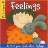 Feelings: A First Poem Book about Feelings - Felicia Law, Paula Knight