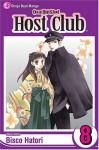 Ouran High School Host Club, Vol. 08 - Bisco Hatori